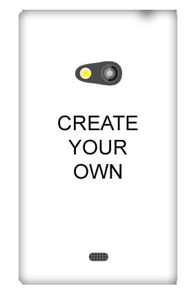 Create Your Own Nokia Lumia 625 Mobile Cover
