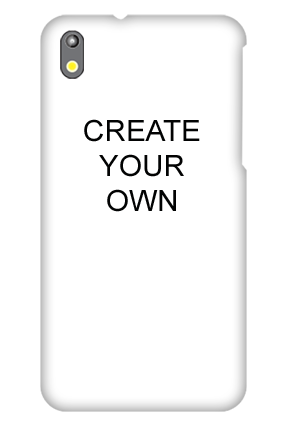 Silicon HTC Desire 816G - Create Your Own Mobile Cover