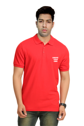 Adidas - Create Your Own Red T-Shirt