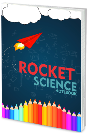 Effit  Rocket Science Notebook