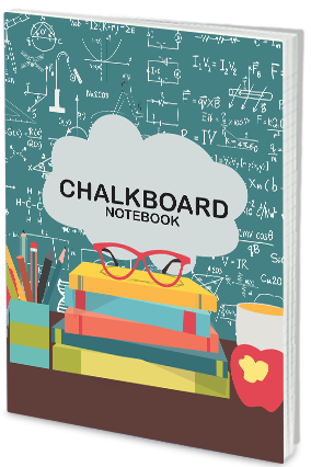 Effit Chalkboard Notebook