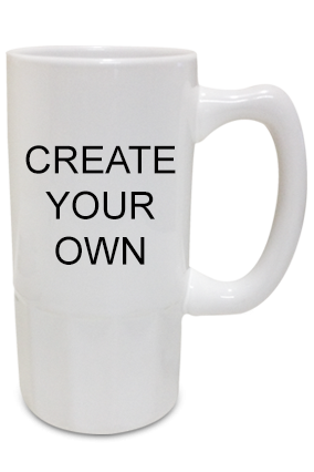 Create you Own Beer Mug