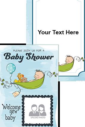 Namkaran Invitation Cards For Baby Shower