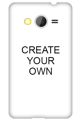 3D - Create Your Own Samsung Galaxy Core 2 Mobile Cover