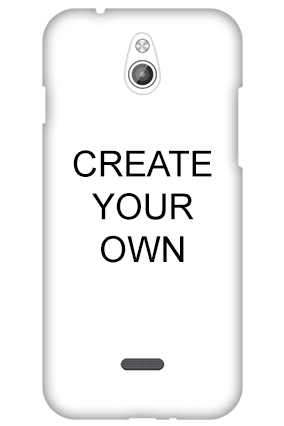 Transparent Silicon - Create Your Own InFocus M2 Mobile Cover