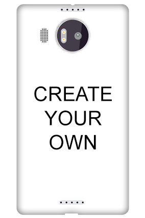 Customized Create Your Own Microsoft Lumia 950 XL Mobile Cover