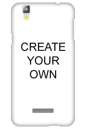 Silicon - Create Your Own Micromax Yu Yureka Plus Mobile Covers