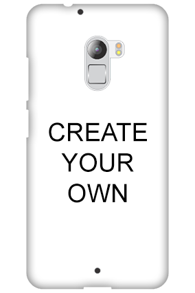 Silicon - Create Your Own Lenovo K4 Note Mobile Covers