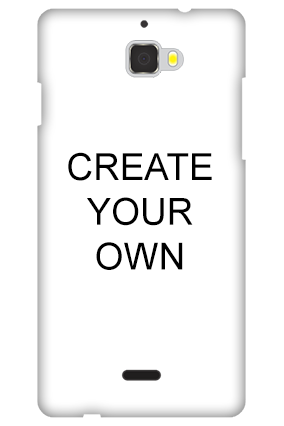 3D - Create Your Own Coolpad Dazen 1 Mobile Cover