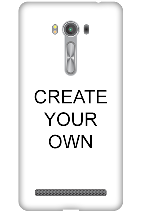 Create Your Own Asus Zenfone 2 Laser ZE550KL Mobile Cover