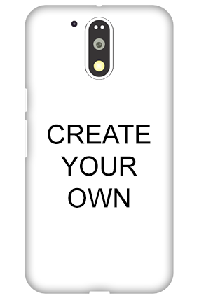Create Your Own Motorola Moto G4 Plus Mobile Cover