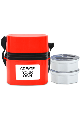 Create Your Own Megalunch H34 Red