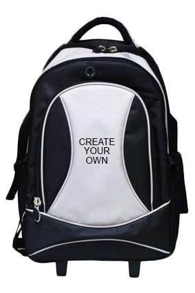 Create Your Own Luxury Strolley Backpack E-121
