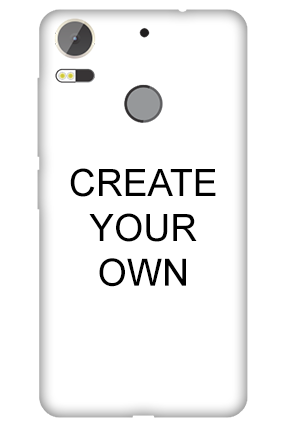 3D - Create Your Own HTC Desire 10 Pro Mobile Cover