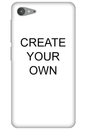 3D - Create Your Own Lenovo Z2 Plus Mobile Cover