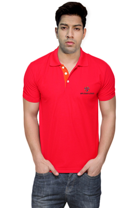 Custom Adidas - Embroidery Polo Scarle Training T-Shirt - B30907