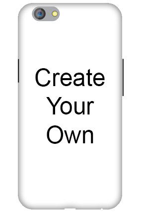 Silicon - Create Your Own OPPO F1s Mobile Cover