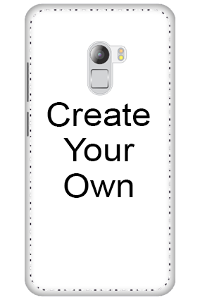 3D - Create Your Own Lenovo K4 Note Mobile Cover