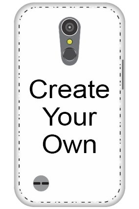 3D - Create Your Own LG K10 (2017) Mobile Cover