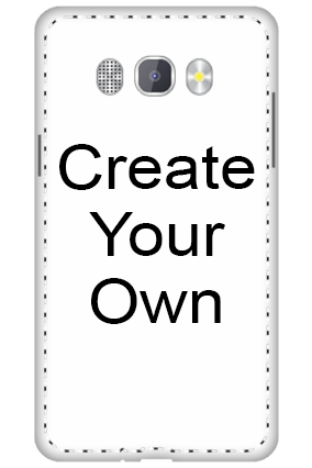 3D - Create Your Own Samsung Galaxy On8 Mobile Cover