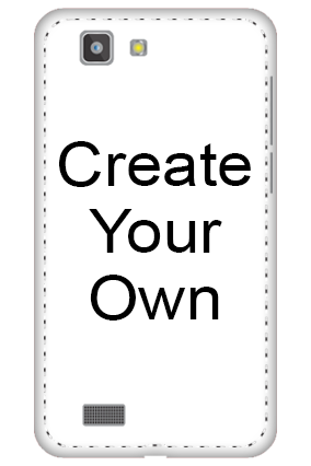 3D - Create Your Own Vivo X3S Mobile Cover