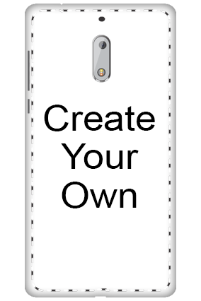Nokia 6 - Create Your Own Mobile Cover