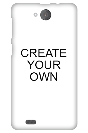 Silicon - Create Your Own Xolo Prime Mobile Cover