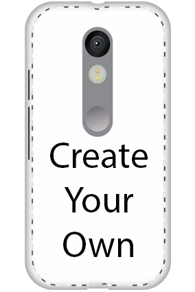Moto G Turbo - Create Your Own Mobile Cover