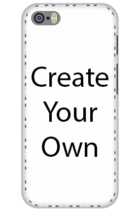 3D - Create Your Own Apple iPhone 5 Mobile Cover
