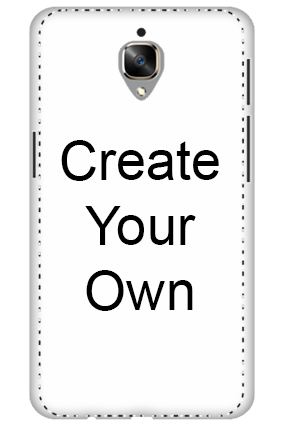 OnePlus 3T - Create Your Own Mobile Cover