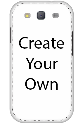 3D - Create Your Own Samsung Galaxy S3 Neo Mobile Cover