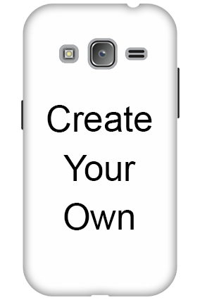 3D - Create Your Own Samsung Galaxy Core Prime Neo Mobile Cover