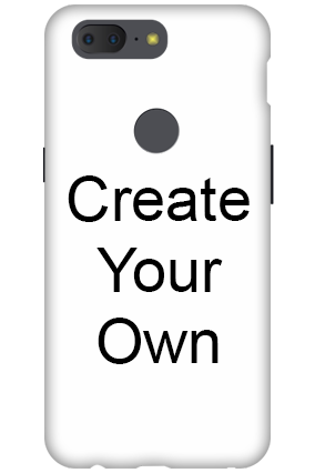 OnePlus 5T - Create Your Own Mobile Cover