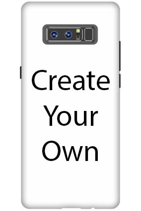 3D - Create Your Own Samsung Galaxy Note 8 Mobile Cover