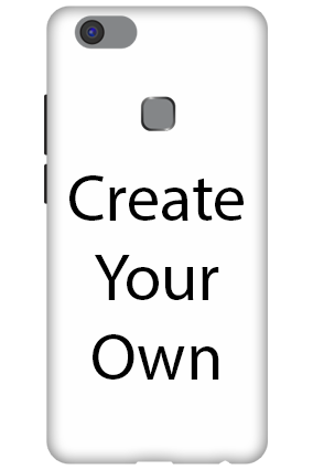 3D - Create Your Own Vivo V7 Plus Mobile Cover