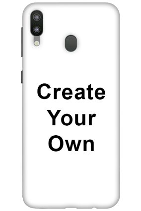 3D-Create Your Own Samsung Galaxy M20 Mobile Covers