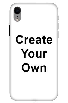 3D - Create Your Own Apple iPhone XR Mobile Cover