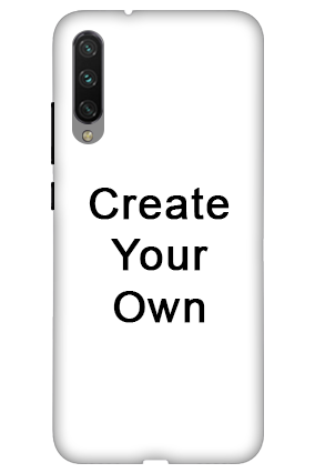 3D-Create Your Own Xiaomi Mi A3 Mobile Cover