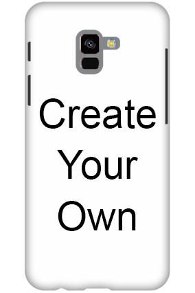 3D - Create Your Own Samsung Galaxy A8 Plus Mobile Cover