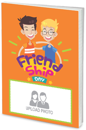 Customize Effit Friend Forever Friendship Notebook