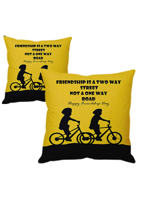 Best Friends Cushion Cover