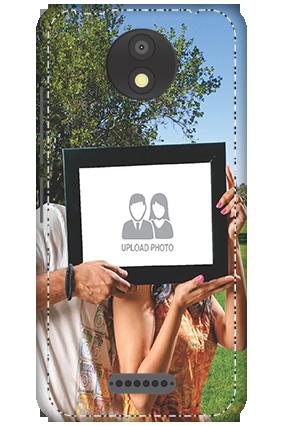 3D - Motorola Moto C Plus Cupid Love Mobile Cover