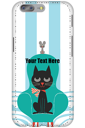 3D - OnePlus 5 Cat Mobile Cover