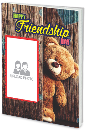 Effit Teddy Beer Friendship Day Notebook