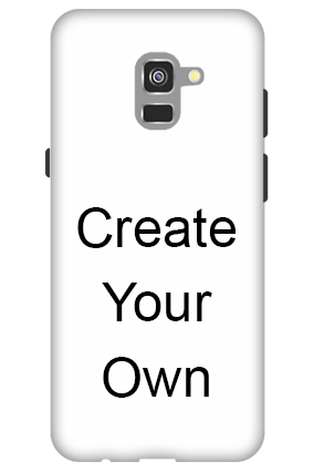 3D - Create Your Own Samsung Galaxy A7 2018 Mobile Cover