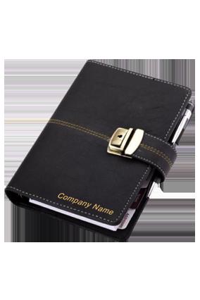 Business Organization Leatherette BL Lock GE-A1070