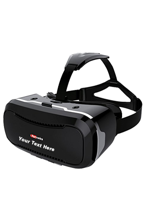 Portronics Saga PRO VR Box (POR-824, Black)