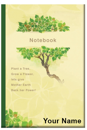 Table soft cover Notebook Thin PV-07