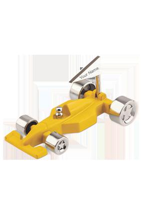 Miniatures Racingcar-1Yellow
