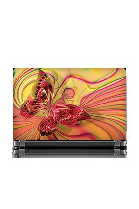 Butterfly Themed Laptop Skin